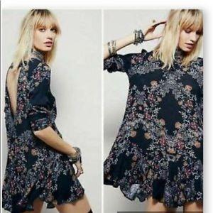 Free People Dresses - Free Prople Smooth Talker Short Dress M